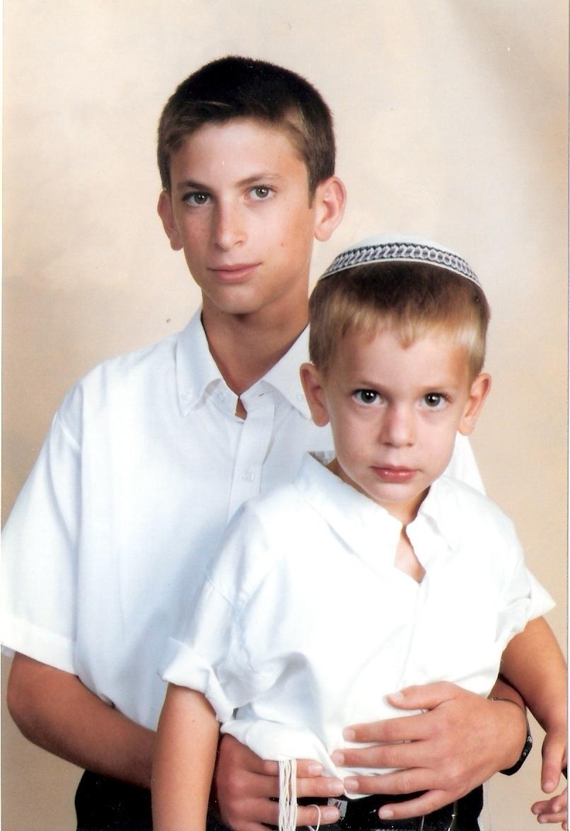 אלול תשנט ישי עם יצחק בבר מצווה של יצחק