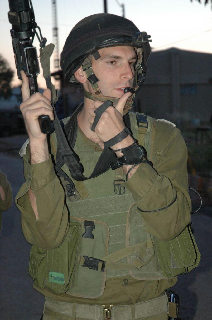 שלמה בפעילות מבצעית בנצח יהודה