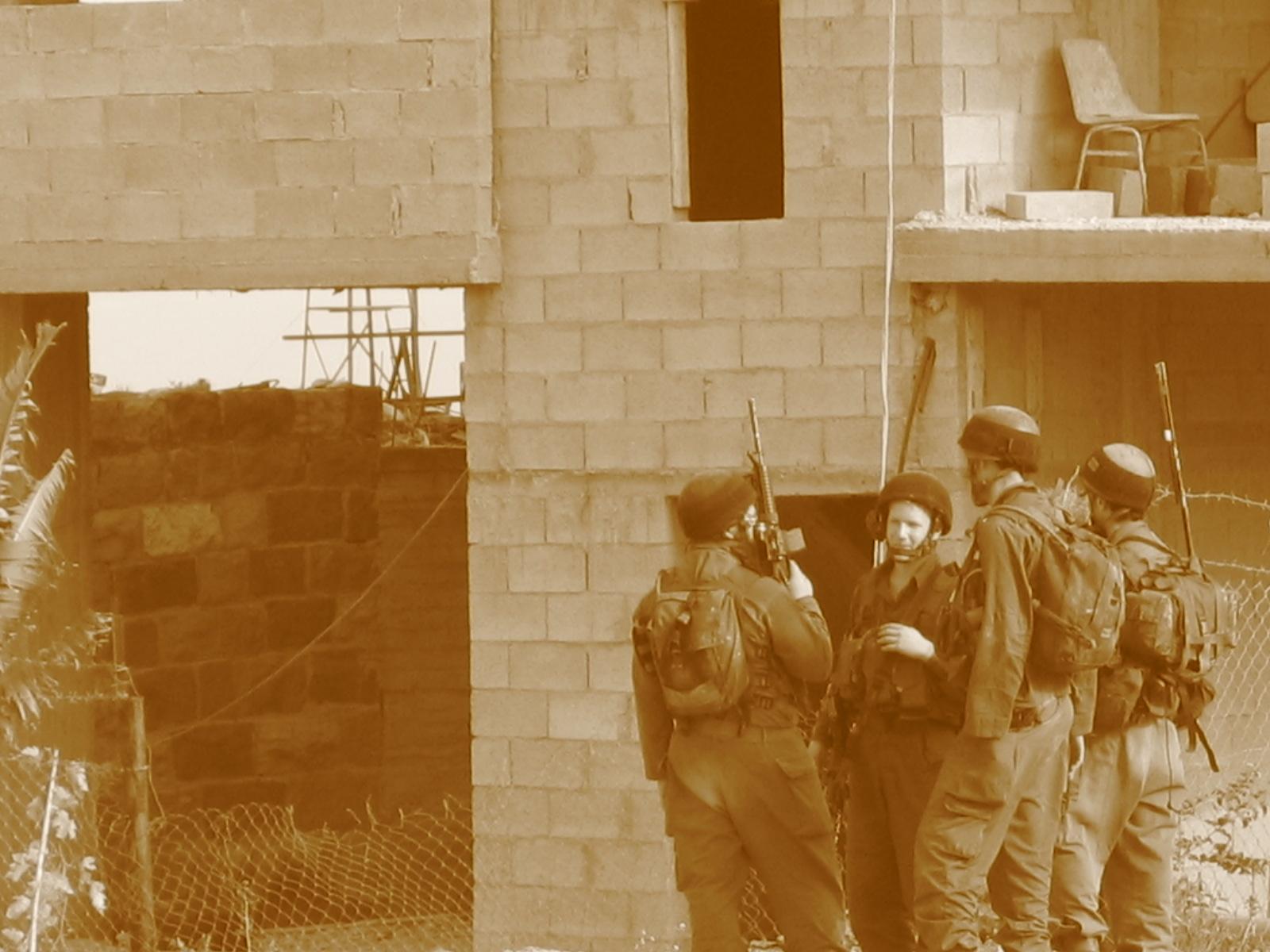 בפעילות מבצעית בנצח יהודה