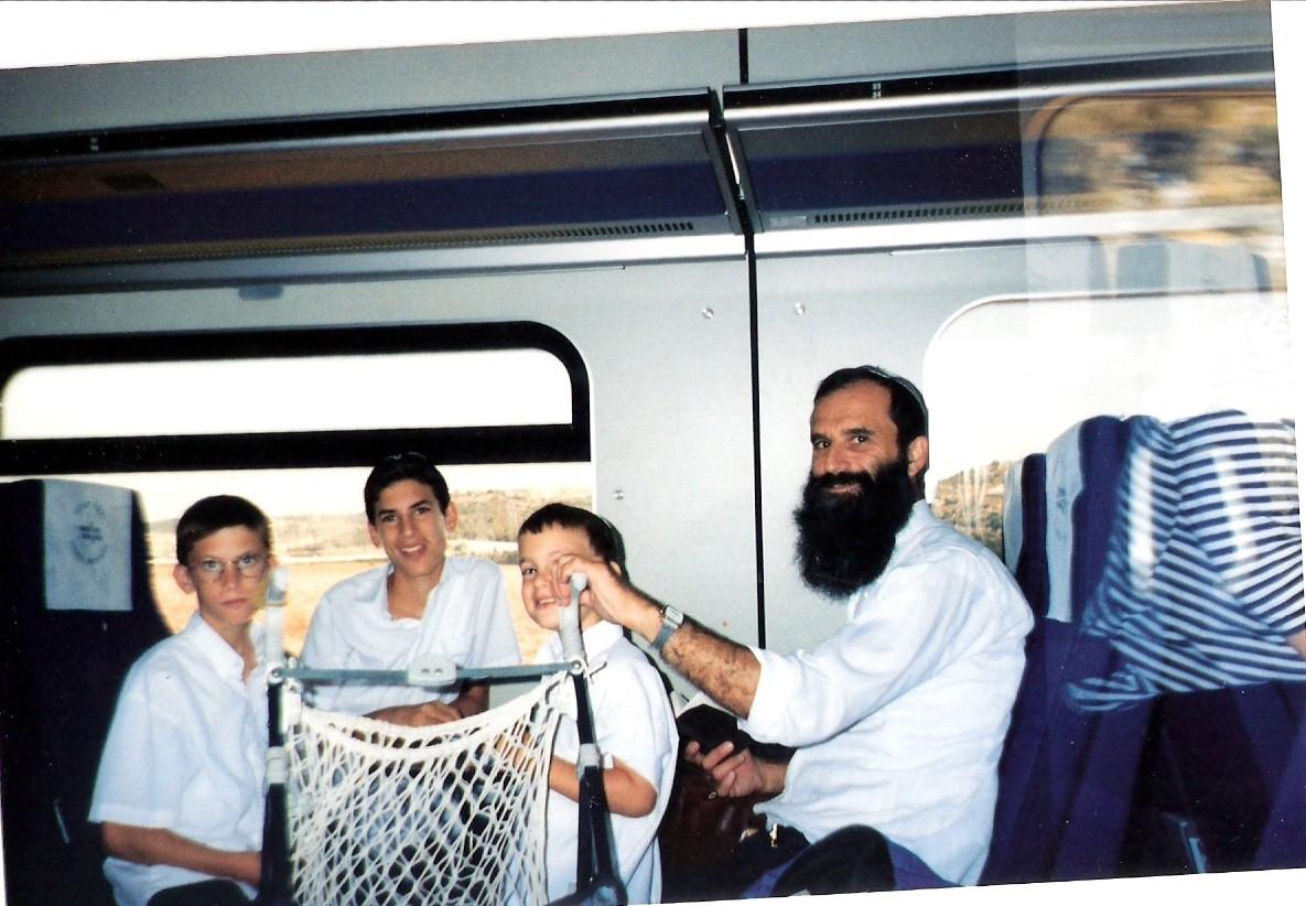קיץ תשנו עם אבא יצחק חגי ואריאל