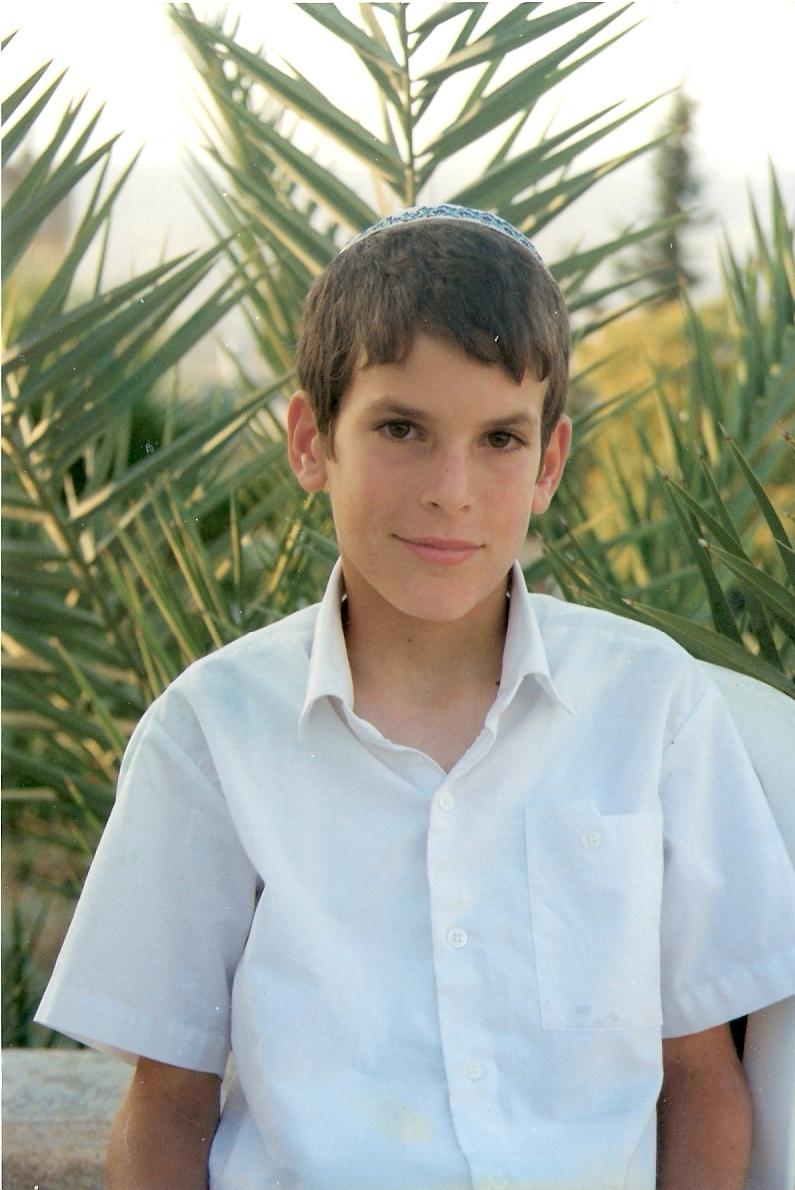 שלמה בן 10 וחצי