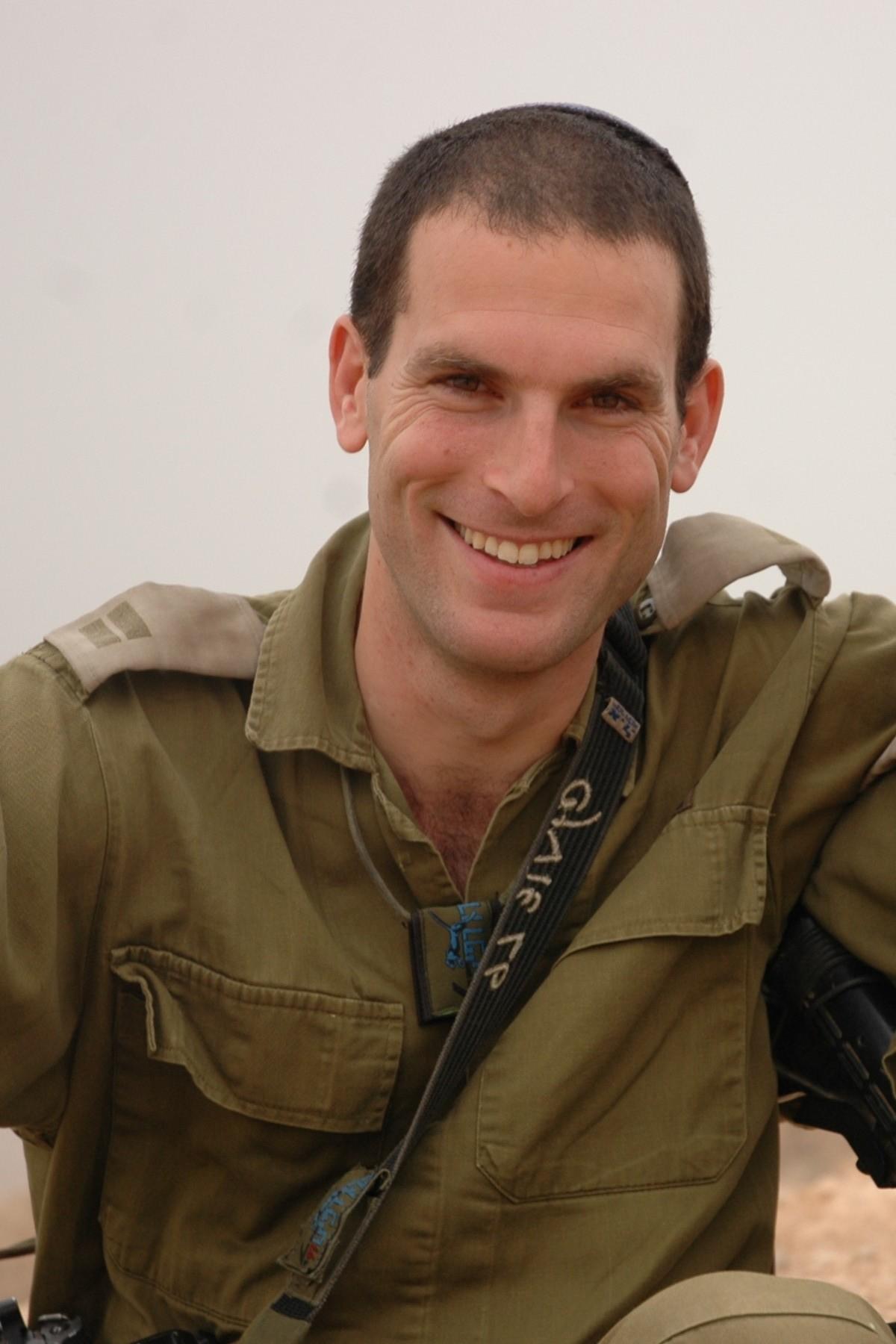 שלמה מפקד מחלקה בנצח יהודה