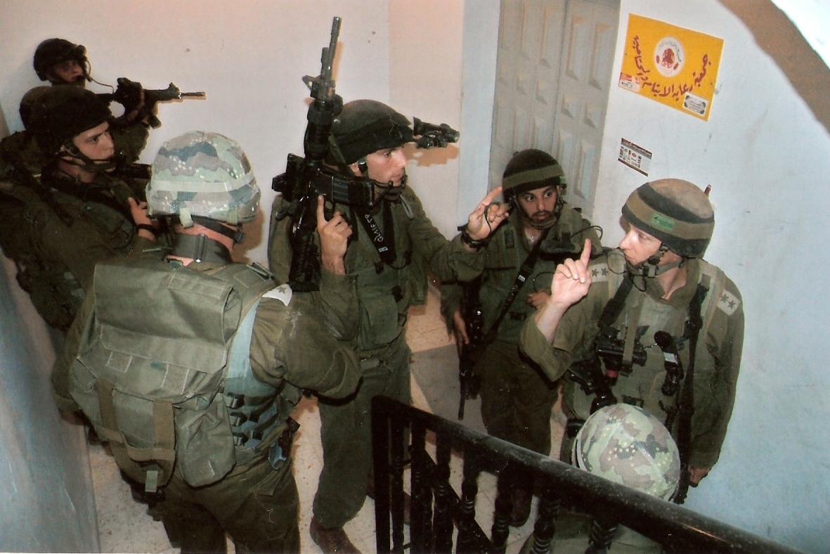 פעילות מבצעית בגדוד נצח יהודה