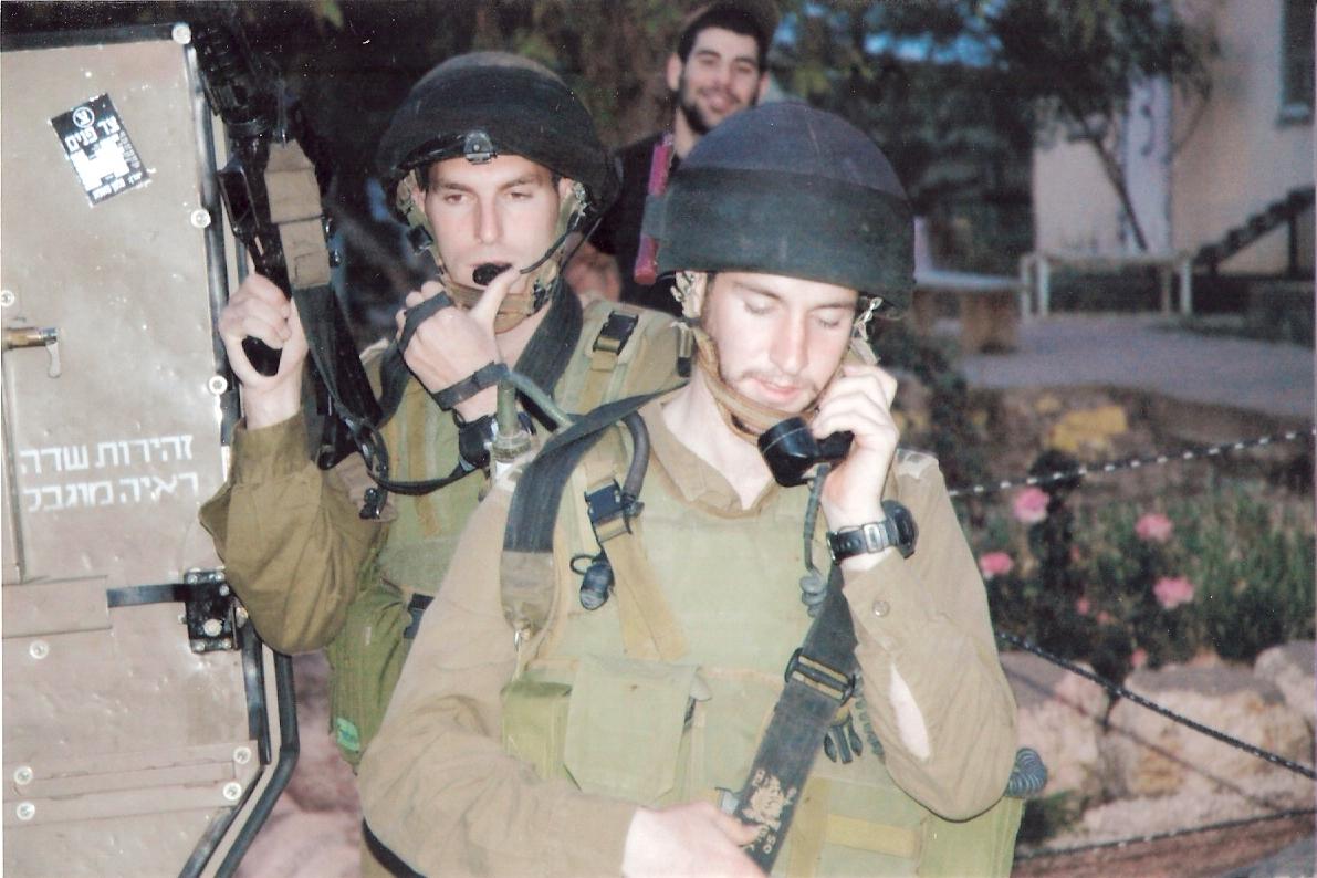בפעילות מבצעית בגדוד נצח יהודה