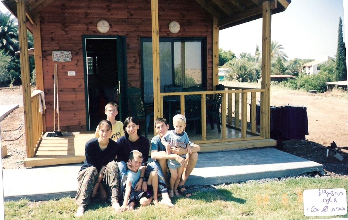קיץ תשנח חופשה משפחתית במושב רמות