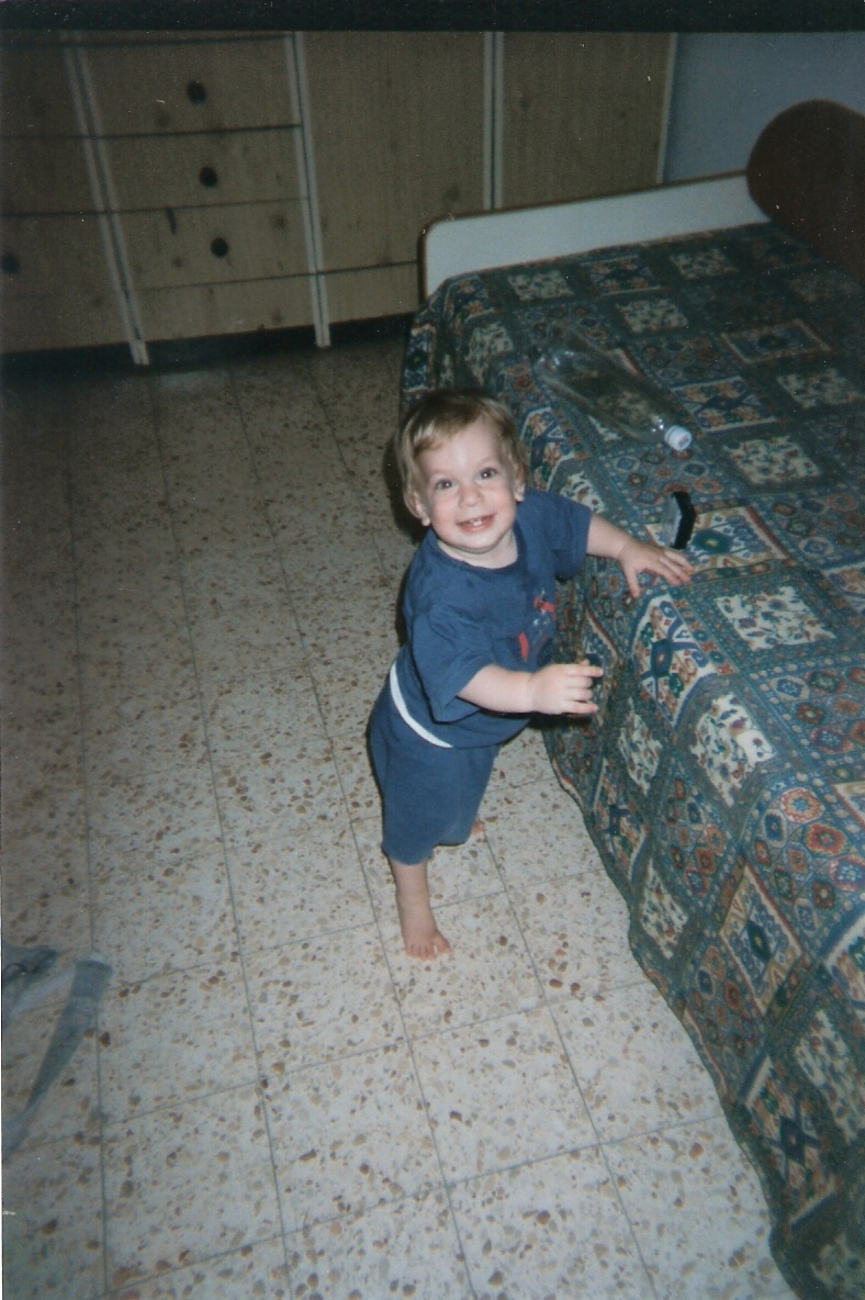 ישי בן שנה ורבע